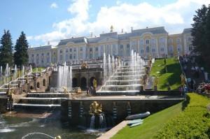 Petrodvorecas-Sankt-Peterburge